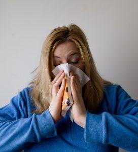 אלרגיה לאבק