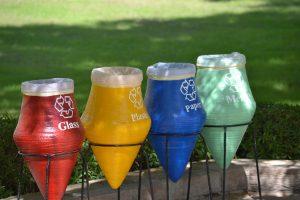 המודעות להפרדת פסולת ומהי משמעות של צבעי פחי המחזור